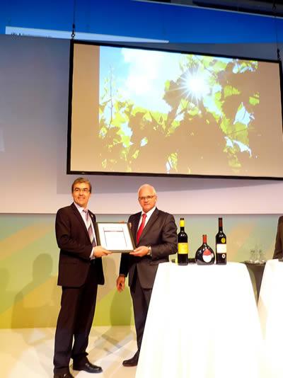 Bester Regenterzeuger 2012, Winzergenossenschaften und Kellereien