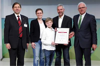 Bester Regenterzeuger 2012, Erzeugerbetriebe, Ernst Bretz